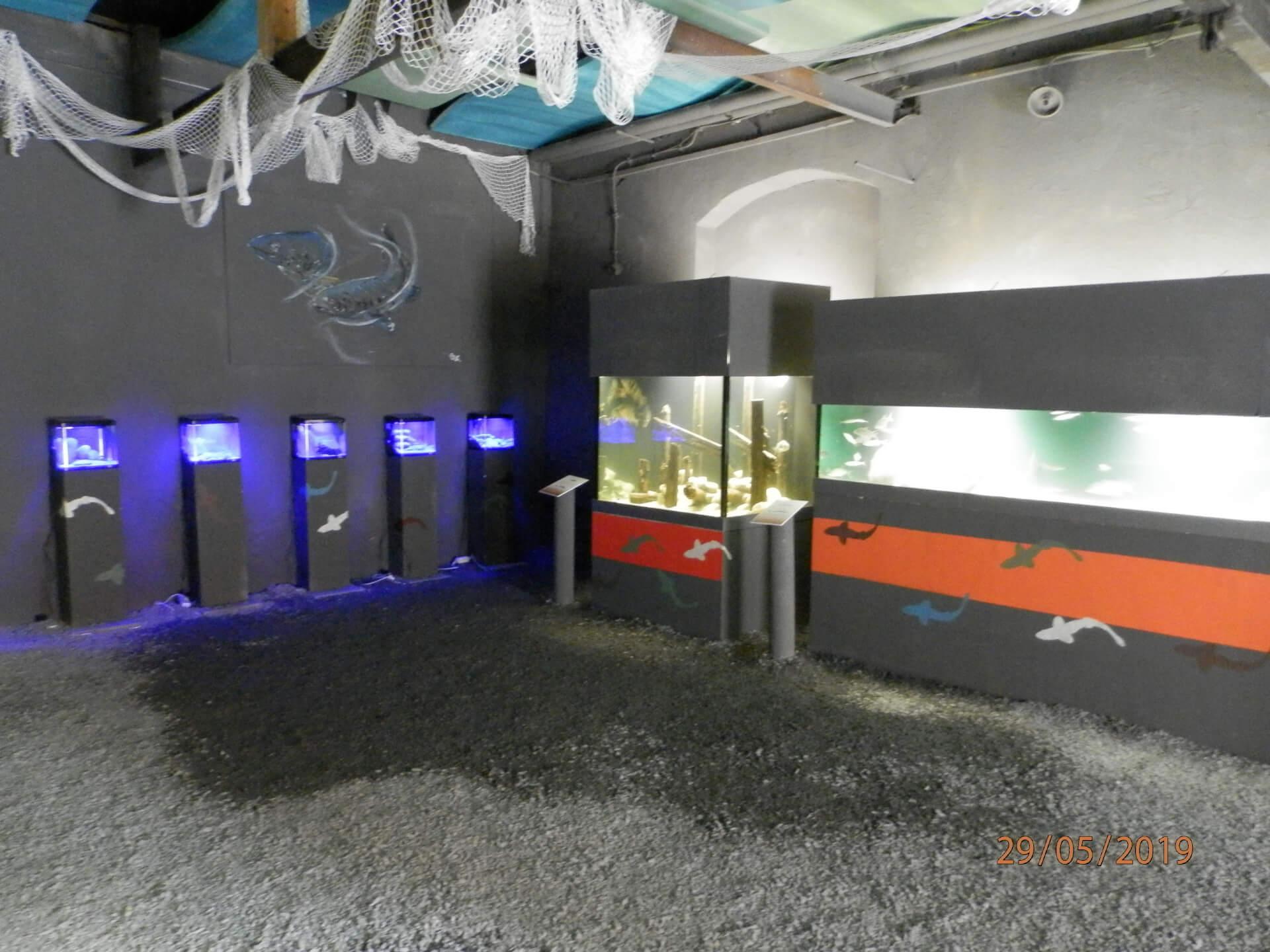 Akvárium Landek